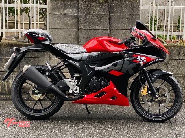 GSX−R125 ABS 2021
