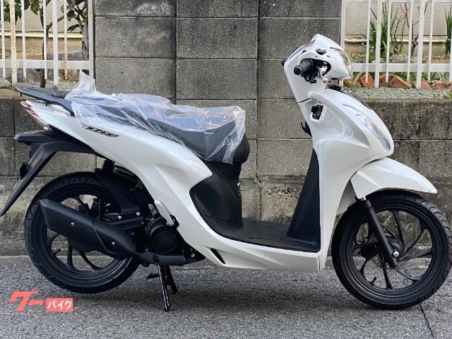 Dio110 新モデル JK03
