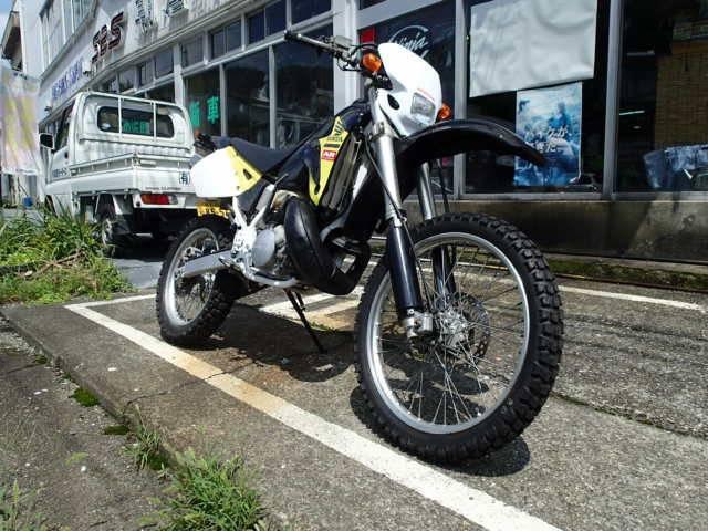 ホンダ CRM250Rの画像(高知県