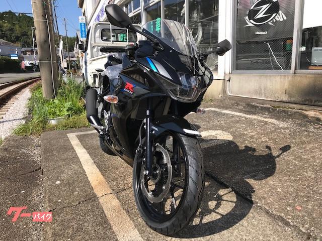スズキ GSX-R125の画像(高知県
