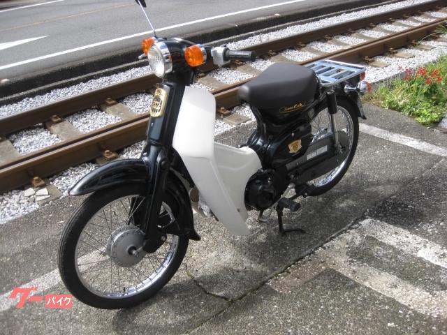 ホンダ スーパーカブ50の画像(高知県