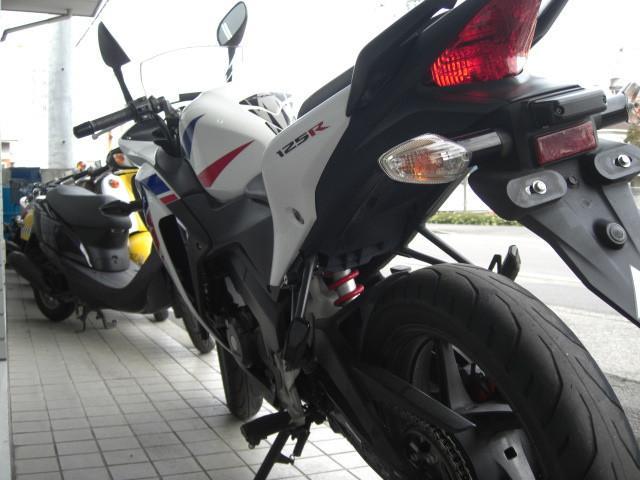 ホンダ CBR125Rの画像(愛媛県