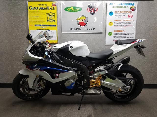 BMW S1000RR プレミアムラインの画像(広島県