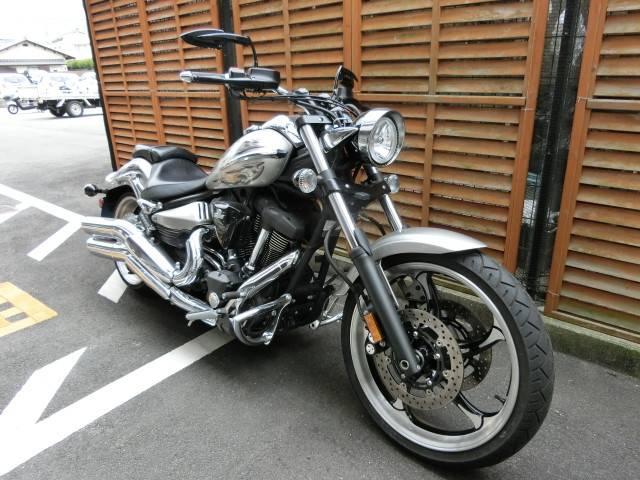 ヤマハ XV1900CU レイダーの画像(広島県