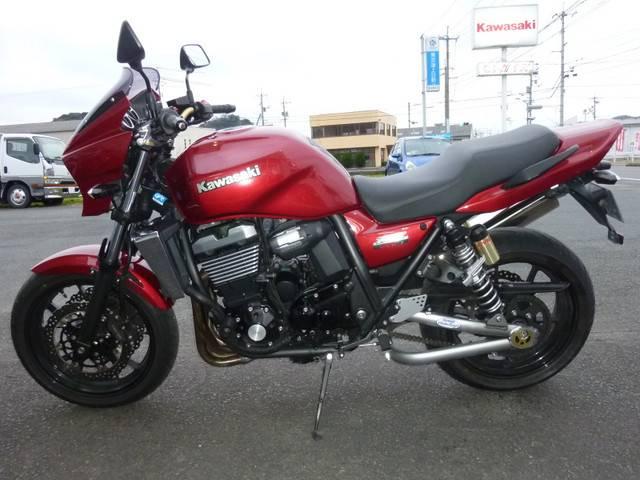 カワサキ ZRX1200 DAEGの画像(島根県