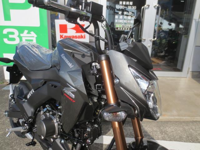 カワサキ Z125PROの画像(山口県