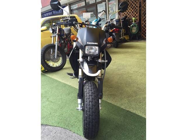 カワサキ KSR110の画像(広島県