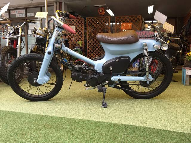 ホンダ スーパーカブC50の画像(広島県