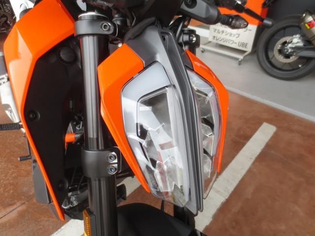 KTM 390デュークの画像(山口県