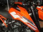 KTM 250デュークの画像(山口県