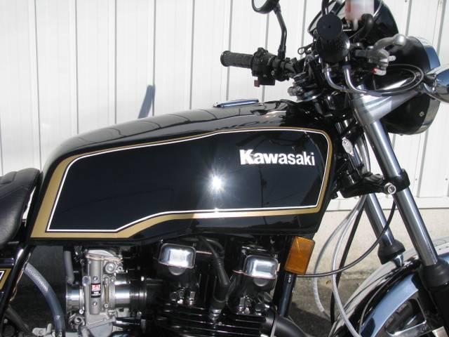 カワサキ Z750FXの画像(高知県