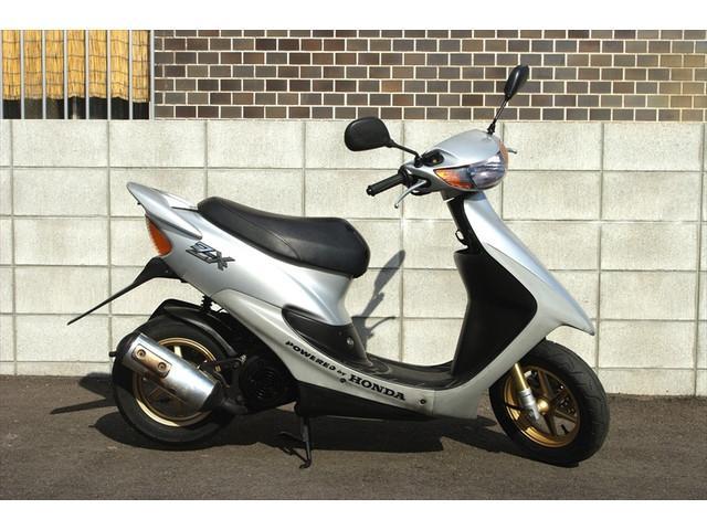 ホンダ ライブDio ZX ワンオーナー車 2サイクルモデルの画像(広島県