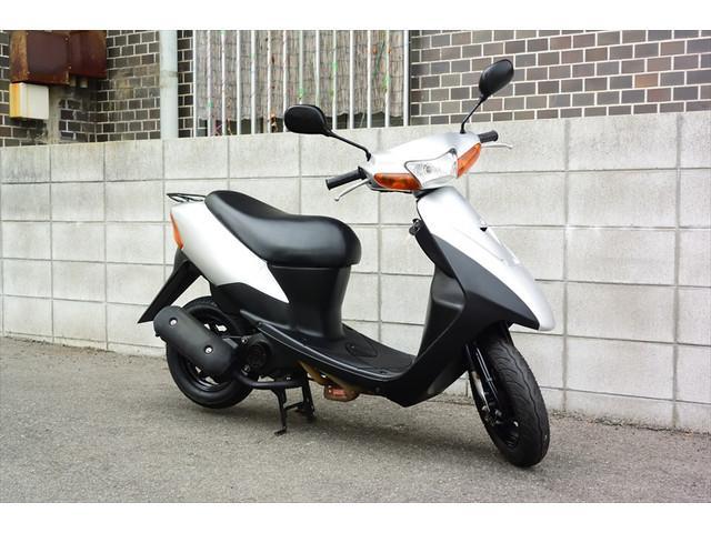 スズキ レッツIISTD ワンオーナー車 2サイクルモデルの画像(広島県