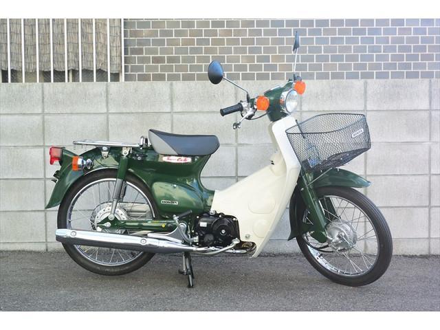 ホンダ スーパーカブ50 Fi ワンオーナー車の画像(広島県