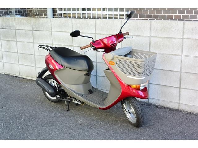 スズキ レッツ4バスケット ワンオーナー車の画像(広島県