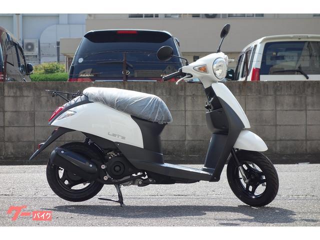 レッツ 新車 2021モデル SEPエンジン搭載
