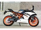 KTM RC250 KTMジャパン正規車両の画像(広島県