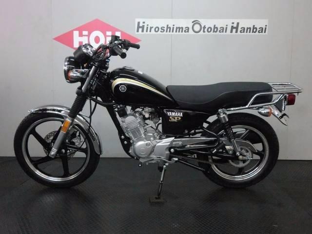 ヤマハ YB125SPの画像(広島県