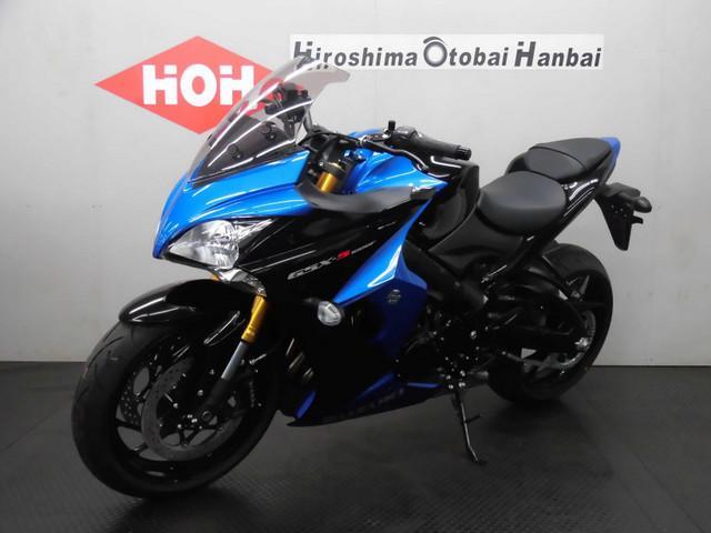 スズキ GSX-S1000F ABSの画像(広島県