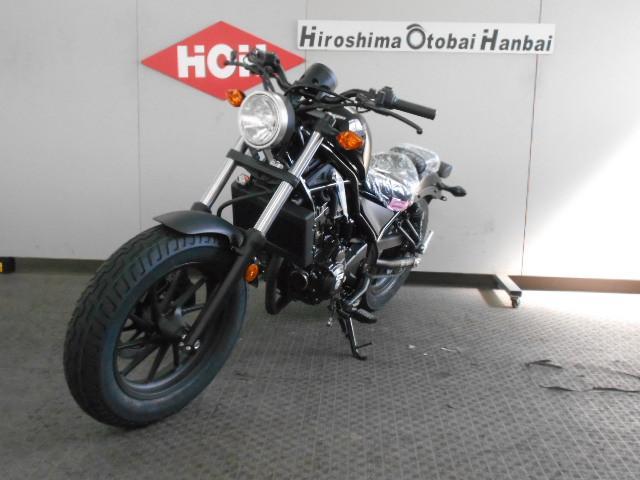 ホンダ レブル250の画像(広島県