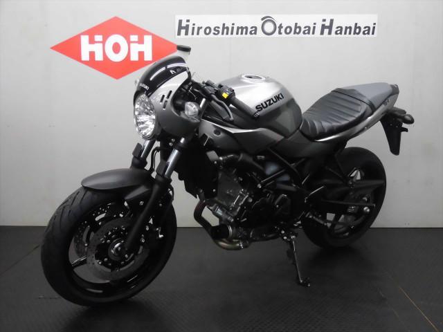 スズキ SV650X ABS 2018年モデルの画像(広島県