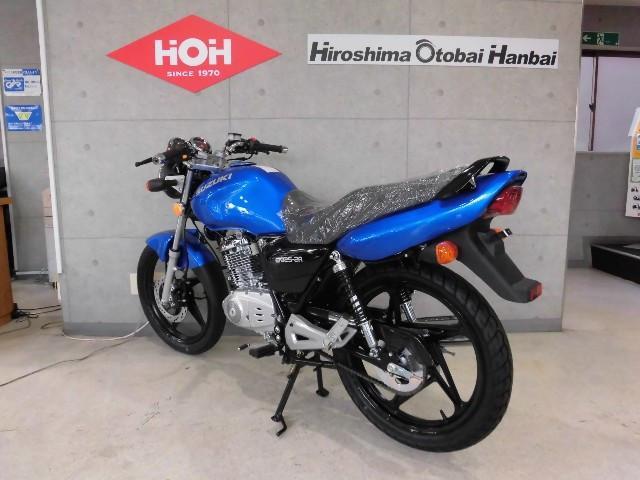スズキ EN125-2Aの画像(広島県