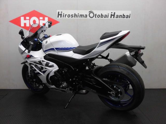 スズキ GSX-R1000R 2018年モデルの画像(広島県