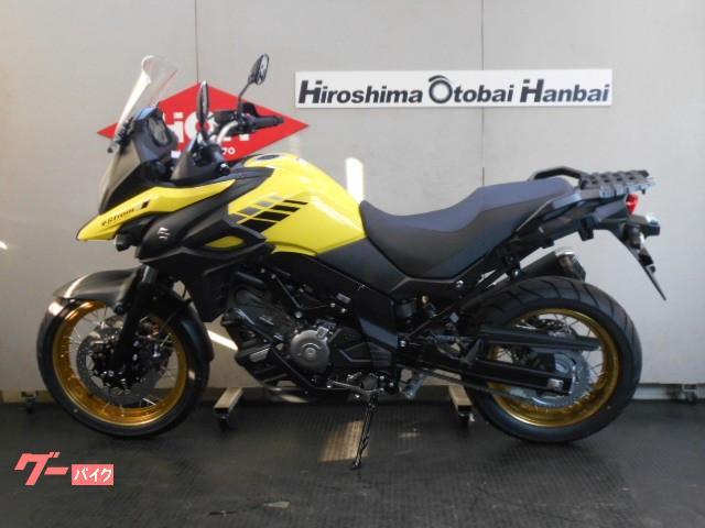 スズキ V-ストローム650XT ABS M0モデルの画像(広島県