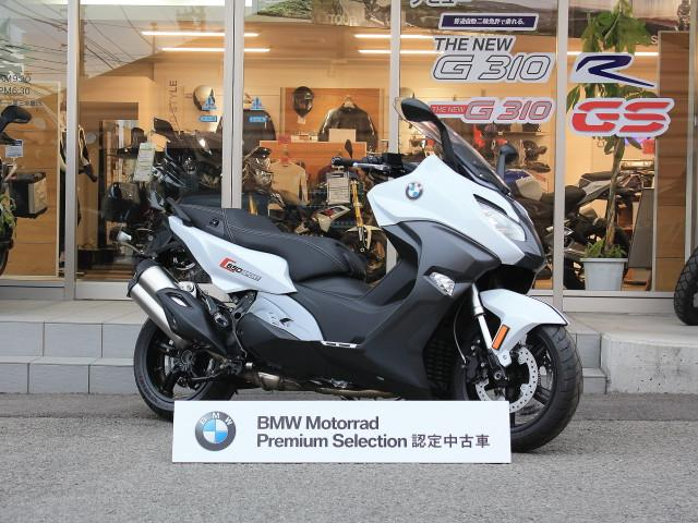 BMW C650スポーツの画像(愛媛県