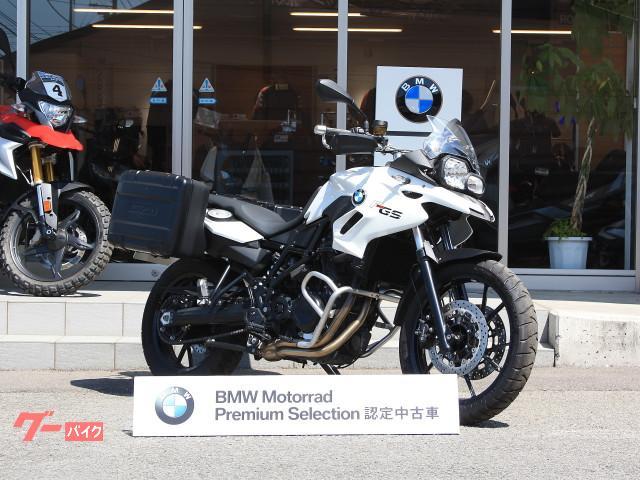 BMW F700GSの画像(愛媛県