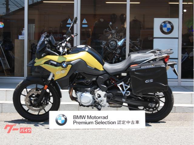 BMW F750GSの画像(愛媛県