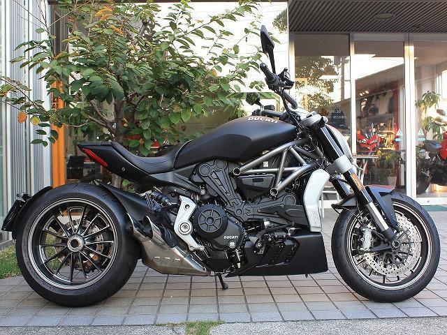 DUCATI Xディアベル グーバイク鑑定車の画像(愛媛県