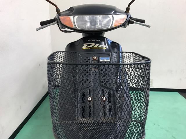 ホンダ ライブDio 2サイクル ドラムブレーキの画像(広島県