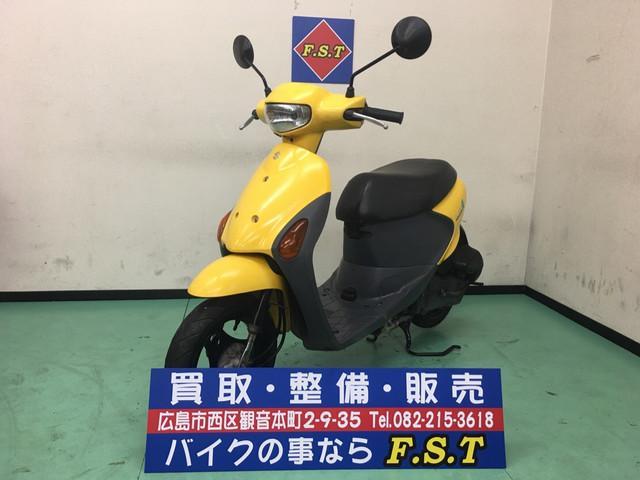 スズキ レッツ4の画像(広島県