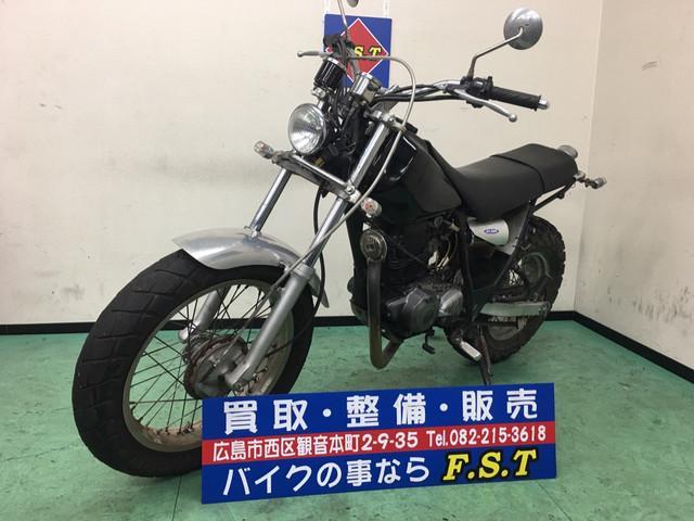 ヤマハ TW200の画像(広島県