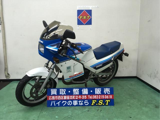 スズキ RG125ガンマの画像(広島県