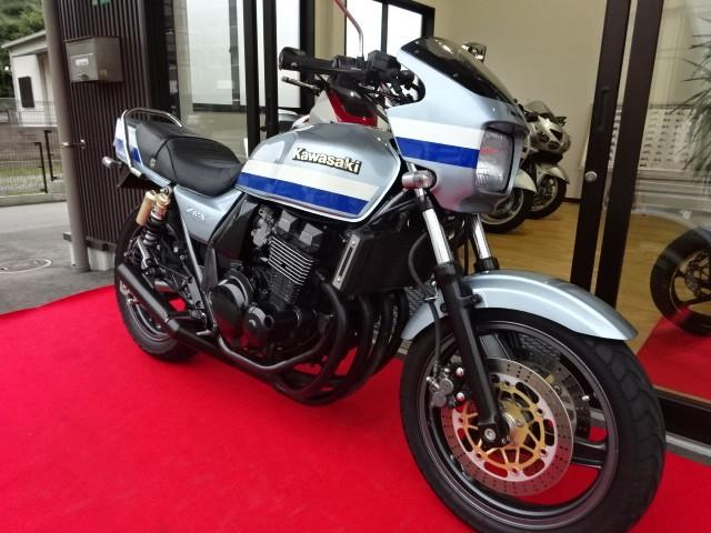 カワサキ ZRX400の画像(山口県