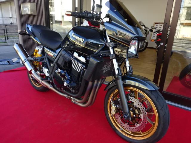 カワサキ ZRX1200 DAEG カスタムの画像(山口県