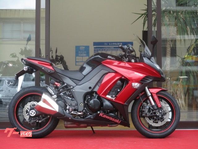 Ninja 1000 逆車ETC付