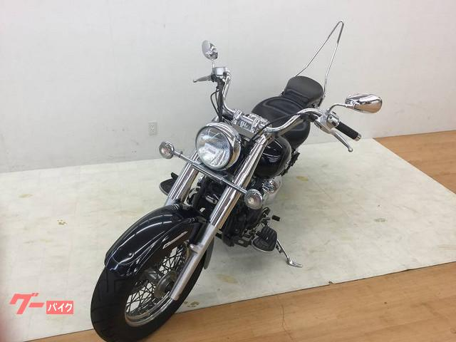 ヤマハ ドラッグスター400クラシック シーシーバーの画像(岡山県