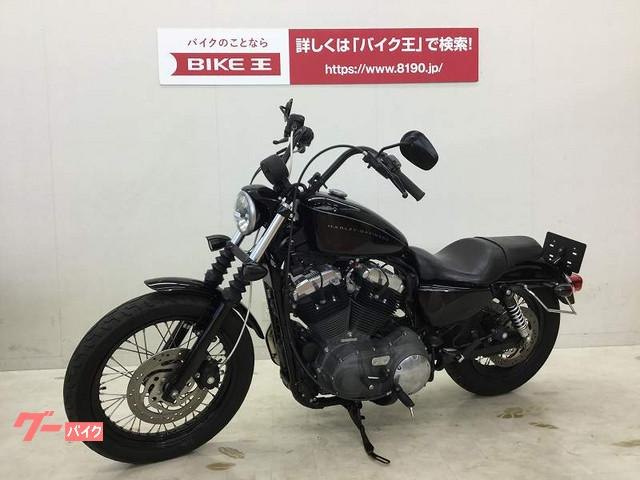 HARLEY-DAVIDSON XL1200N ナイトスターの画像(岡山県