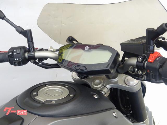 ヤマハ MT-07 可変レバー エンジンスライダー RM07J型の画像(岡山県