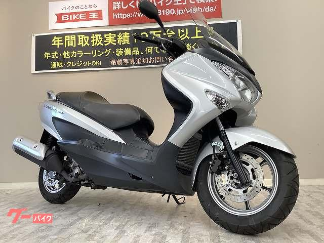 スズキ バーグマン200 フルノーマルの画像(岡山県