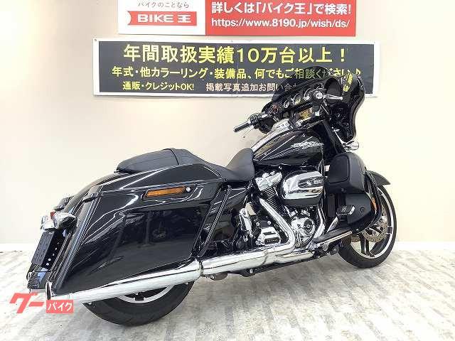 HARLEY-DAVIDSON FLHXS ストリートグライドスペシャル ウインカーレンズ 携帯フォルダの画像(岡山県
