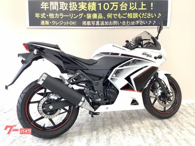 カワサキ Ninja 250R Special Edition フルノーマル 2011年モデルの画像(岡山県