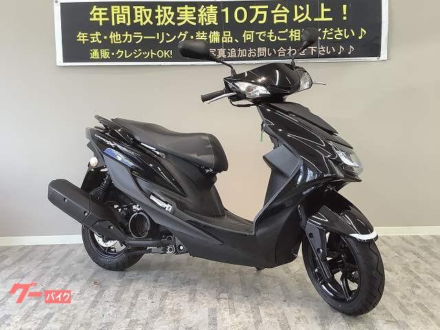 ヤマハ シグナスX SR SED8J型 フルノーマル 現行モデル インジェクションの画像(岡山県