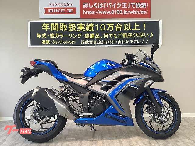 Ninja 250 ABS スペシャルエディション スライダー 2016年モデル
