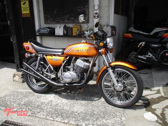 カワサキ 750SSの画像(広島県