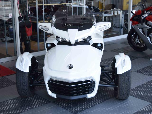 BRP can-am SPYDER F3 LIMITEDの画像(広島県