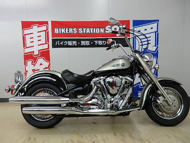 ヤマハ XV1600ロードスター ETC付きの画像(香川県